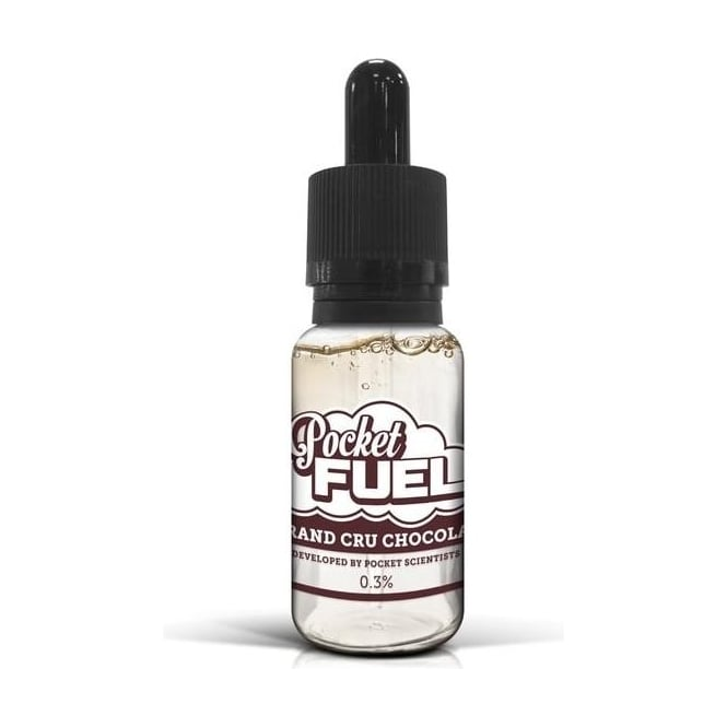 Pocket Fuel E Juice Grand Cru Chocolat Dripper 20ml E-liquid