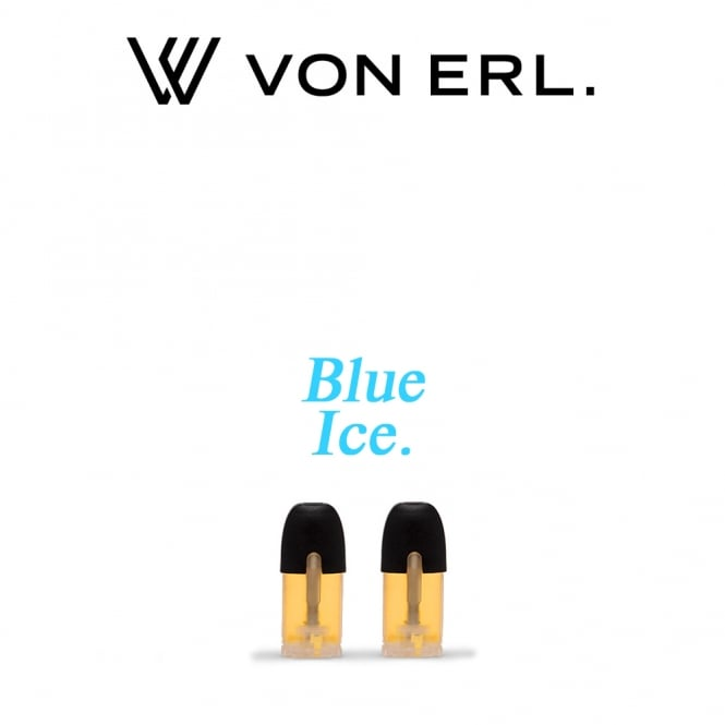 My. Von Erl Liquidpods Blue Ice