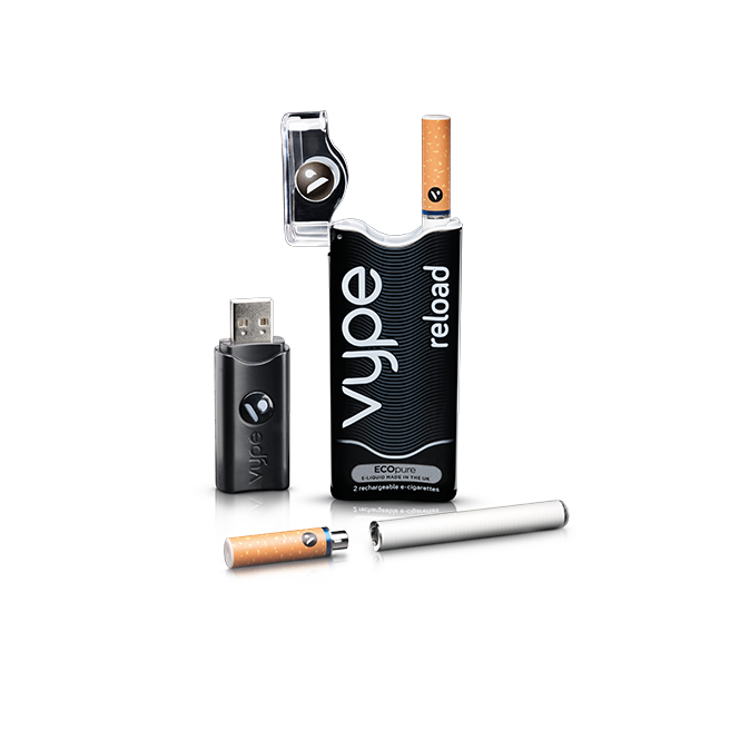 Vype Reload E-Cigarette Starter Kit