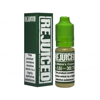Big Mama's Custard 10ml E-Liquid