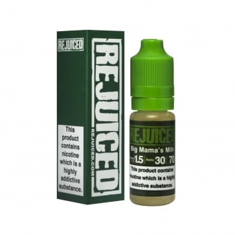 Big Mama's Milk E-Liquid