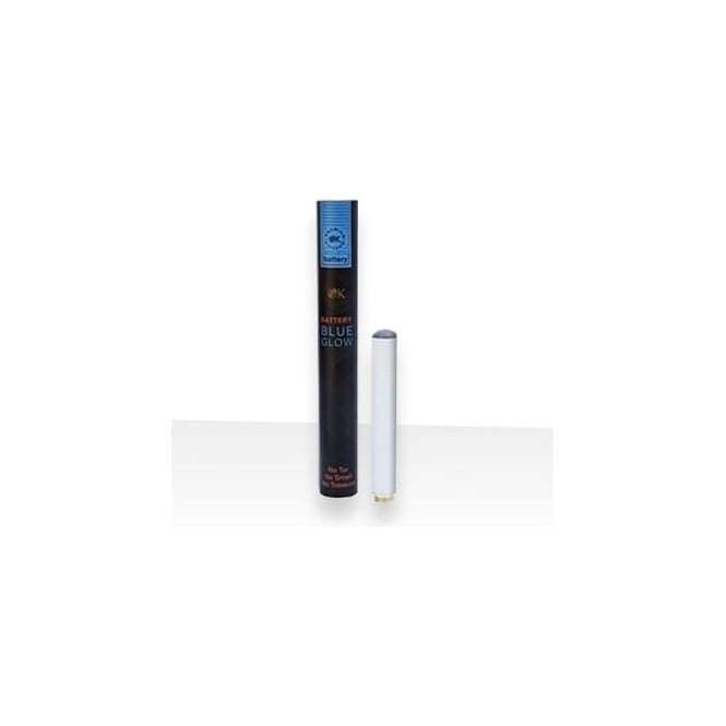 OK E Cig Spare Battery with Blue LED