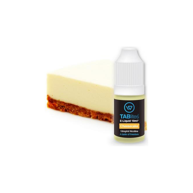 Cheesecake E-Liquid 10ml