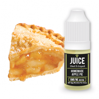 Homemade Apple Pie Juice 10ml E-Liquid