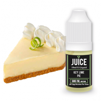 Key Lime Pie Juice 10ml E-Liquid
