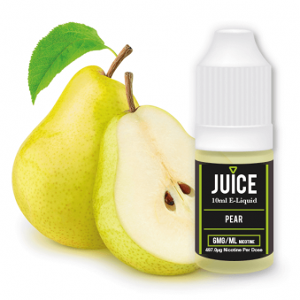 Pear Juice 10ml E-Liquid