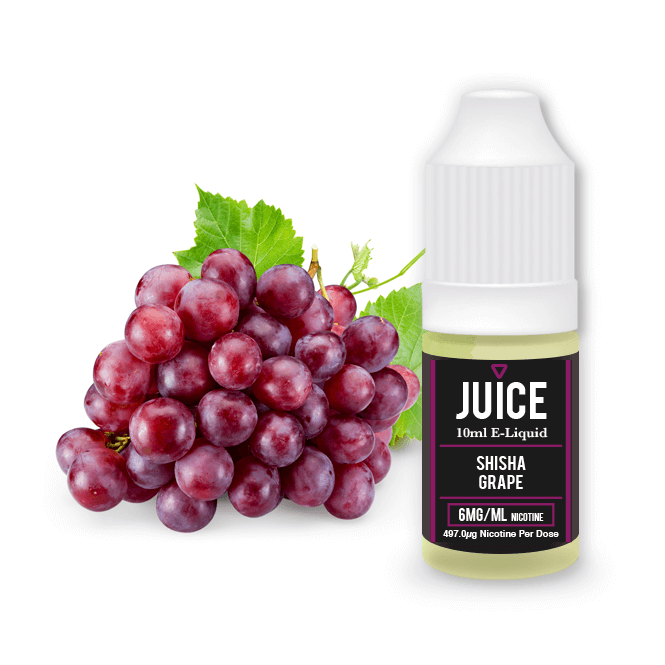 TABlites Shisha Grape Juice 10ml E-Liquid