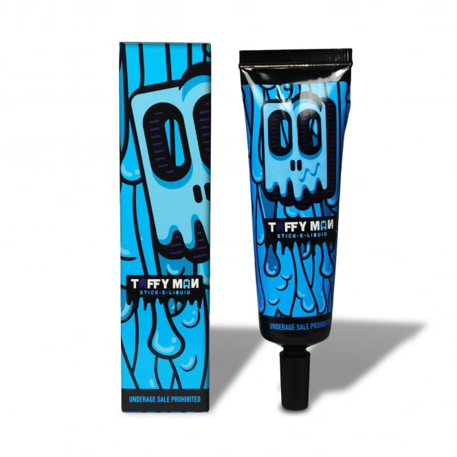 TAFFY MAN TR4 BLU 30ml E-Liquid