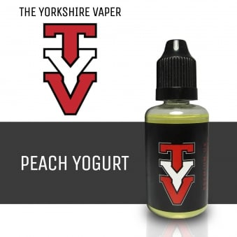 Peach Yogurt 30ml E-liquid