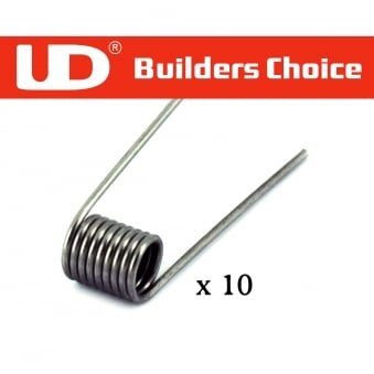 UD Pre-made Kanthal Coils (Pack of 10)