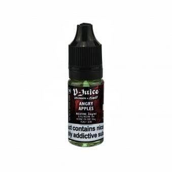 Angry Apples E-Liquid