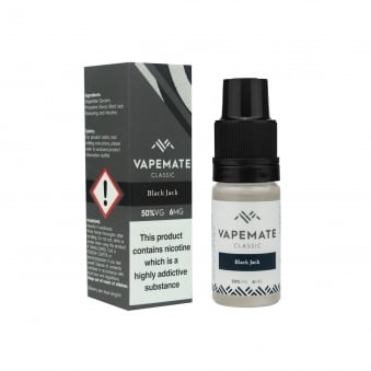 Black Jack 10ml E-Liquid