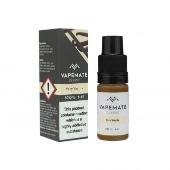 Very Vanilla 10ml E-Liquid