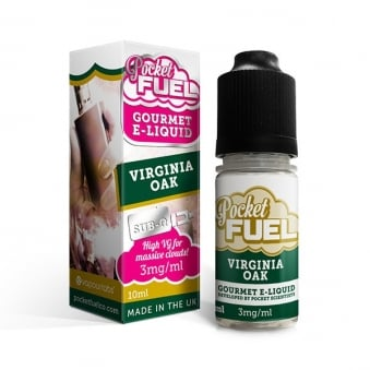 Virginia Oak 10ml Sub-Ohm E-liquid