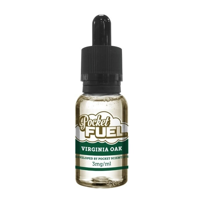 Pocket Fuel E Juice Virginia Oak 20ml E-liquid
