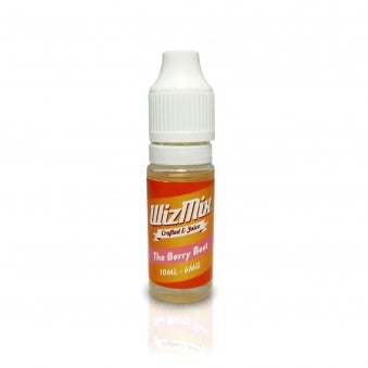 WizMix The Berry Best 10ml E-Liquid