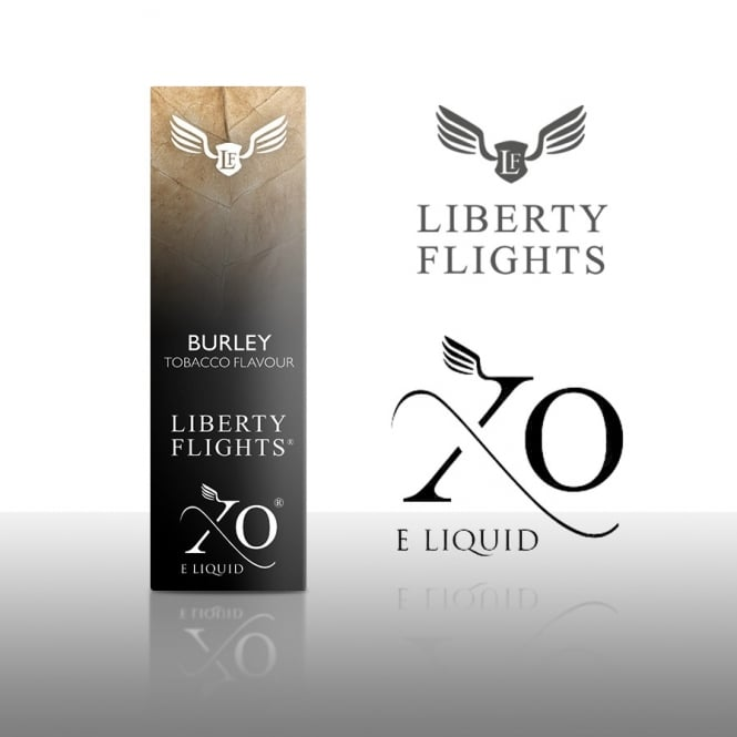 Liberty Flights XO E-Liquid Burley Tobacco 10ml