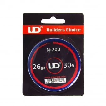 UD Ni200 Temperature Control Wire 30ft